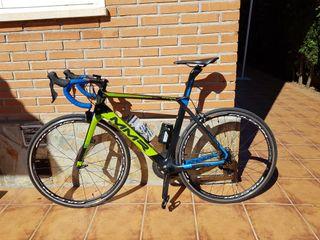 bicicleta mmr adrenaline carbono