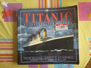 Titanic una historia ilustrada (inglés)