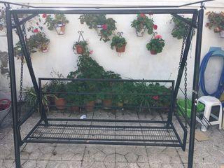 Balancín de jardin