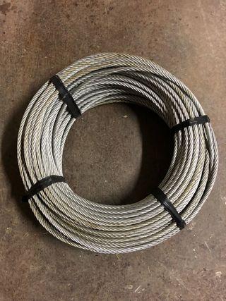 Cable acero trenzado 10 mm