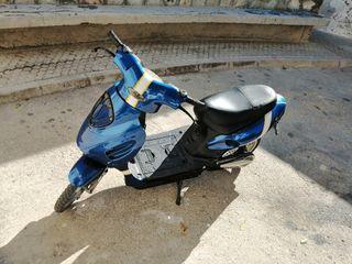bici electrica monty