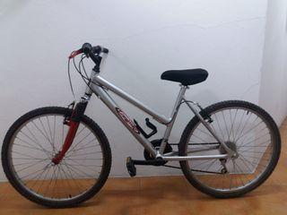 Bicicleta montaña mujer/junior.