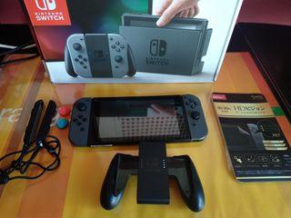 Nintendo Switch más extras