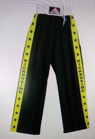 Pantalón largo Kickboxing XL