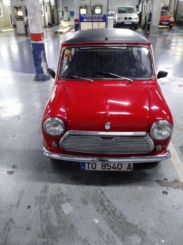 Mini Mini (old Model) 1973