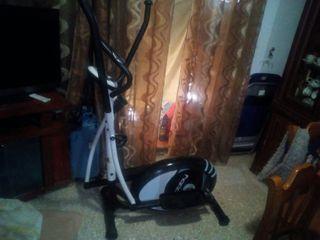Bici estática de ejercicio