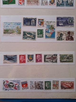 50 sellos francia