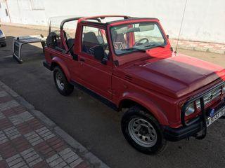 Suzuki Samurai Samurai 1999