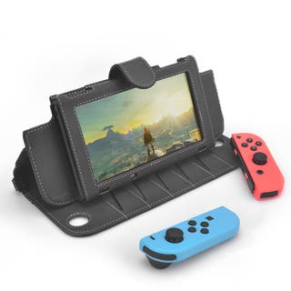 Nintendo switch leather case