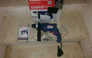 taladro Powerplus de 600w