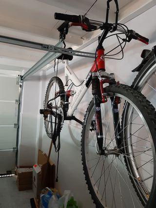 Bicicleta, todo terreno, 21 velocidades