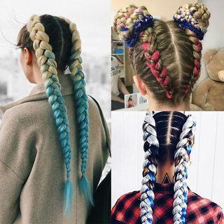 Roots braid