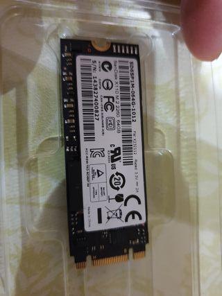 Disco Sandisk SSD M2 PCIe 2260mm 64GB