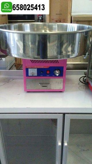 máquina de algodón dulce a gas