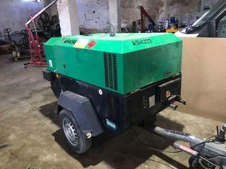 Compresor de obra Doosan (INGERSOLL RAND) 4000l