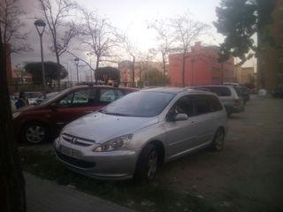 Peugeot 307 2.0 hdi 7 plazas