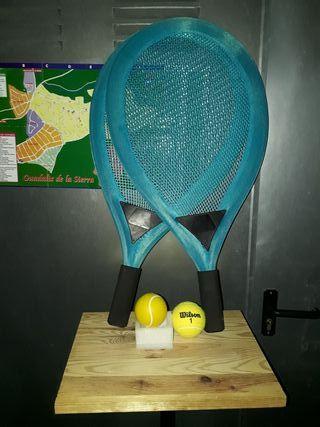 Raquetas de Niñ@s