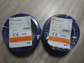 Cable Altavoces 2x1,5mm