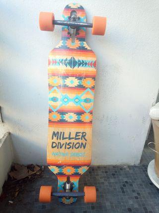 Longboard (skate) Miller Division