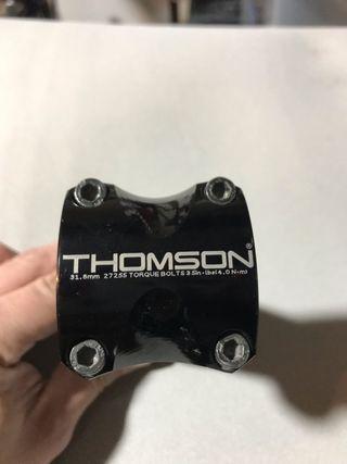 Potencia Thompson Elite