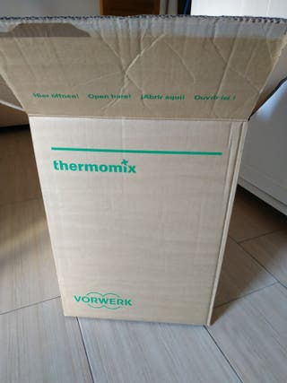Thermomix TM31 caja y libro