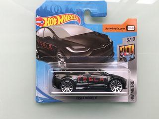 Hot wheels Tela model X