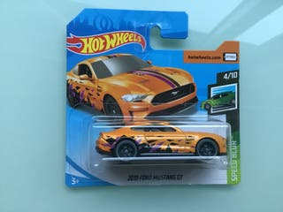 Hot wheels Ford Mustang Gt 2018