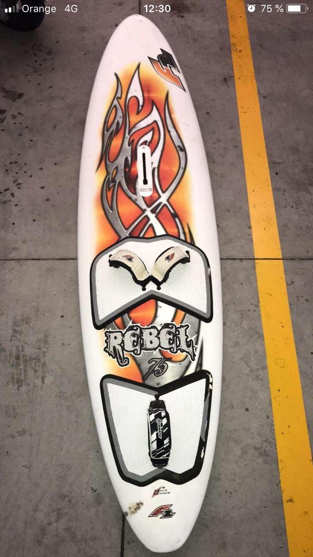 Windsurf rebel f2 75 L