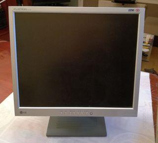 "Monitor ordinador LG 19""."