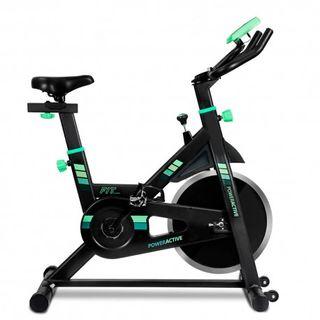 Bicicleta Indoor Power Cecotec estatica spinning
