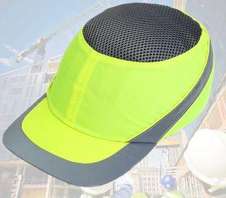 casco de seguridad tipo gorra
