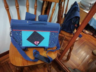 Mochila, cartera, maletin