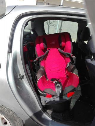 silla giratoria coche para bebé