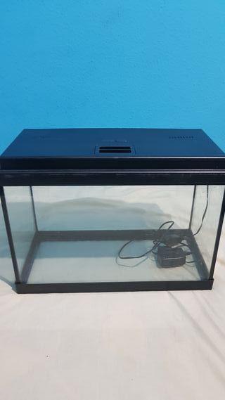 acuario/urna de 20 litros