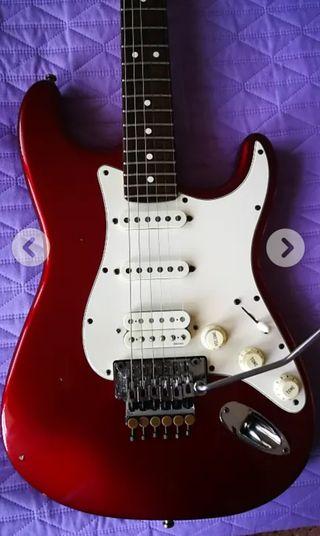 Fender Stratocaster classic floyd rose USA 1992