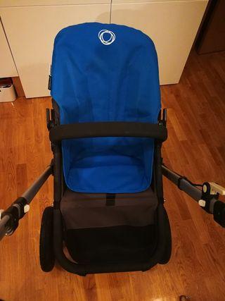 funda de silla bugaboo original azul eléctrico