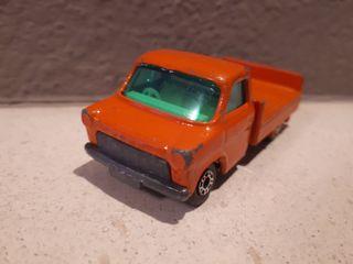 Ford Transit de Matchbox
