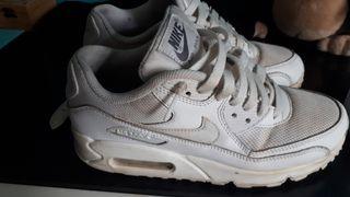 Nike Airmax Blancas