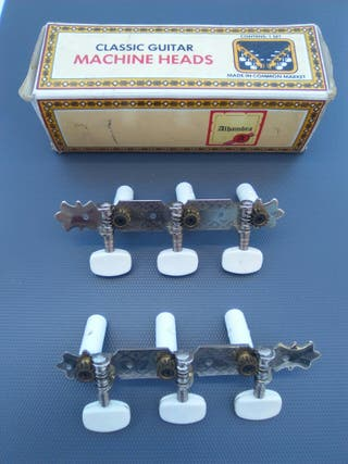 Clavijero Alhambra Guitarra Clásica