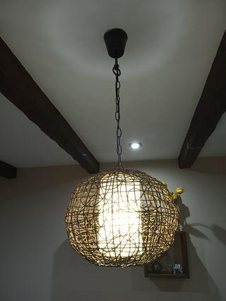 b08e36eb36b Lámparas de techo de segunda mano en Manises en WALLAPOP