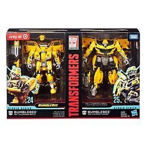 transformers nuevo 2 pack
