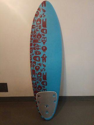 tabla surf niño hasta 40 kg