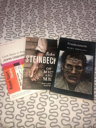Clásicos de la literatura inglesa