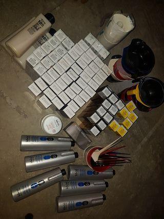 productos pelukeria