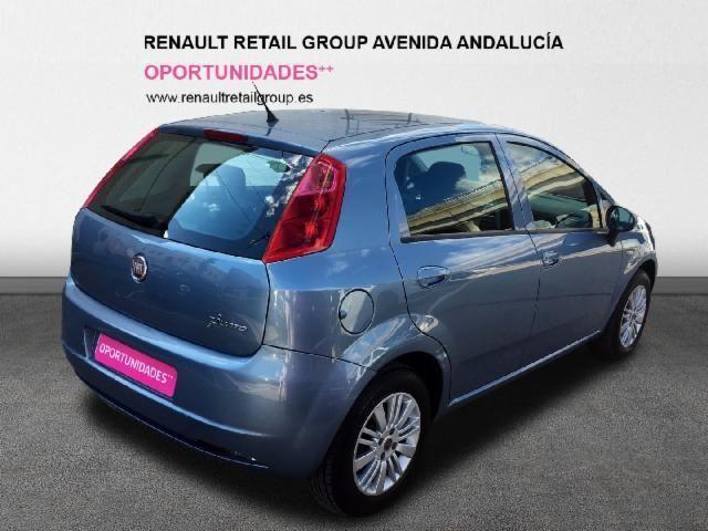 Fiat Punto 1.3 Multijet Active 55kW (75CV)