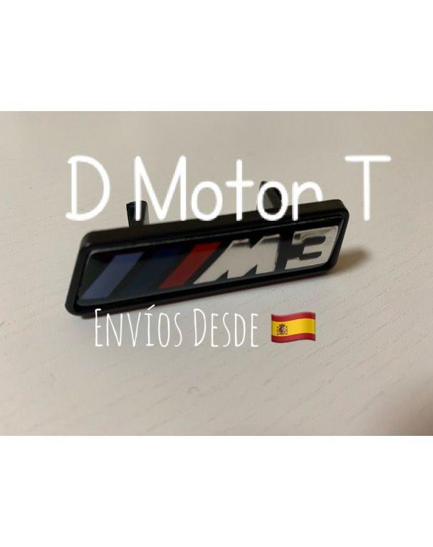 Bmw emblema frontal riñón M3 M4 M5 X5M X6M