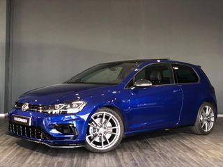 Volkswagen Golf R Performance 2018
