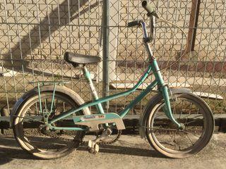 Bicicleta niño mobylette