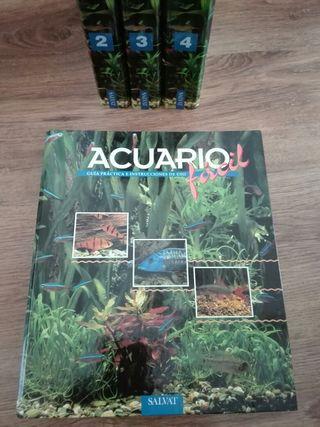 coleccion guia practica del acuario