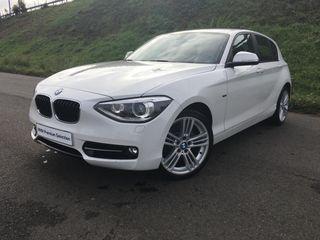 BMW 120d sport automatico